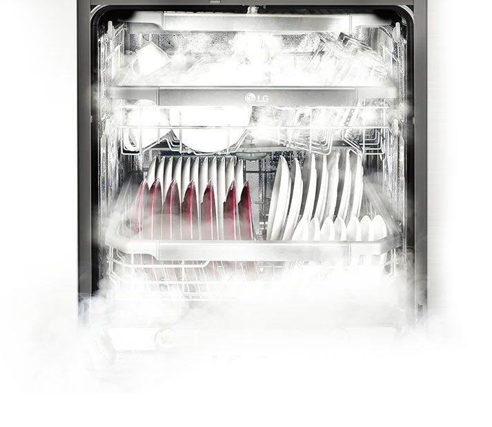 lavavajillas LG QuadWash™