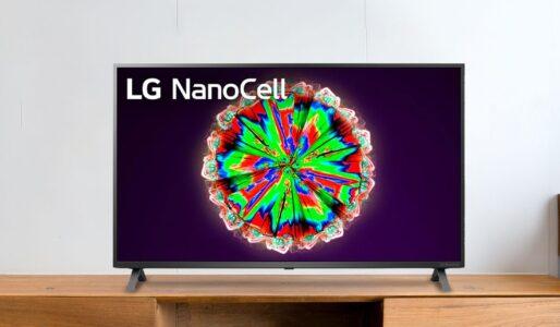 Nl Tech Abril La Recomendacion Smart Tv Lg Nanocell 4K Ai Thinq