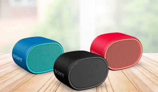Nl Tech Abril Los Imperdibles Bocina Inalambrica Sony Extra Bass Xb01