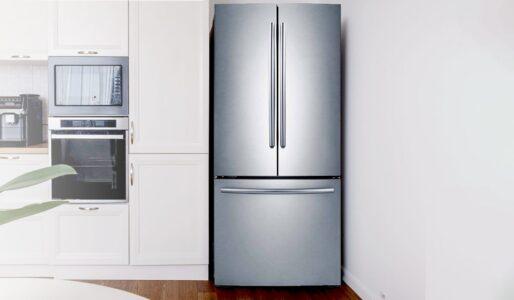Nl Tech Abril Los Imperdibles Samsung Refirgerador French Door 22 Pies