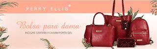 superbanner Perry Ellis - /bolsa-para-dama-perry-ellis-un-lindo-regalo-para-mama/- Bolsa