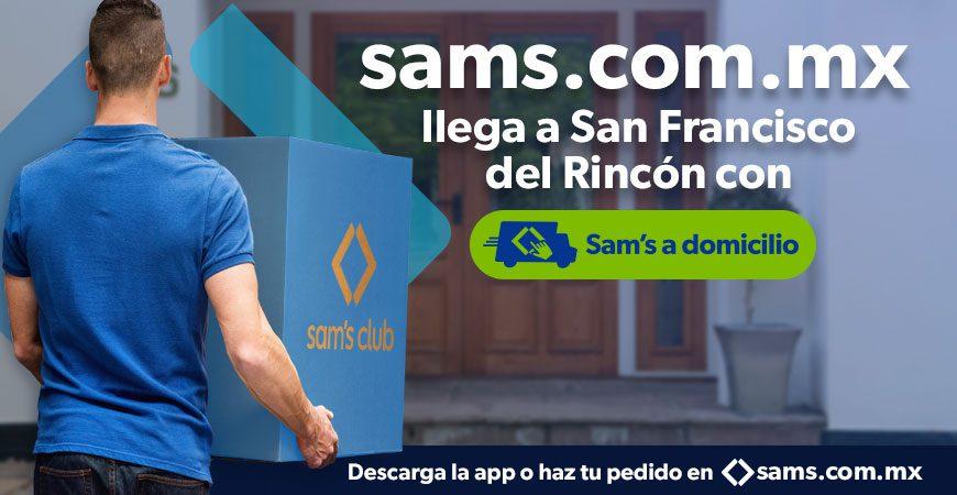Conoce Nuestro Nuevo Concepto Sams.com.mx Llega A San Francisco Del Rincón