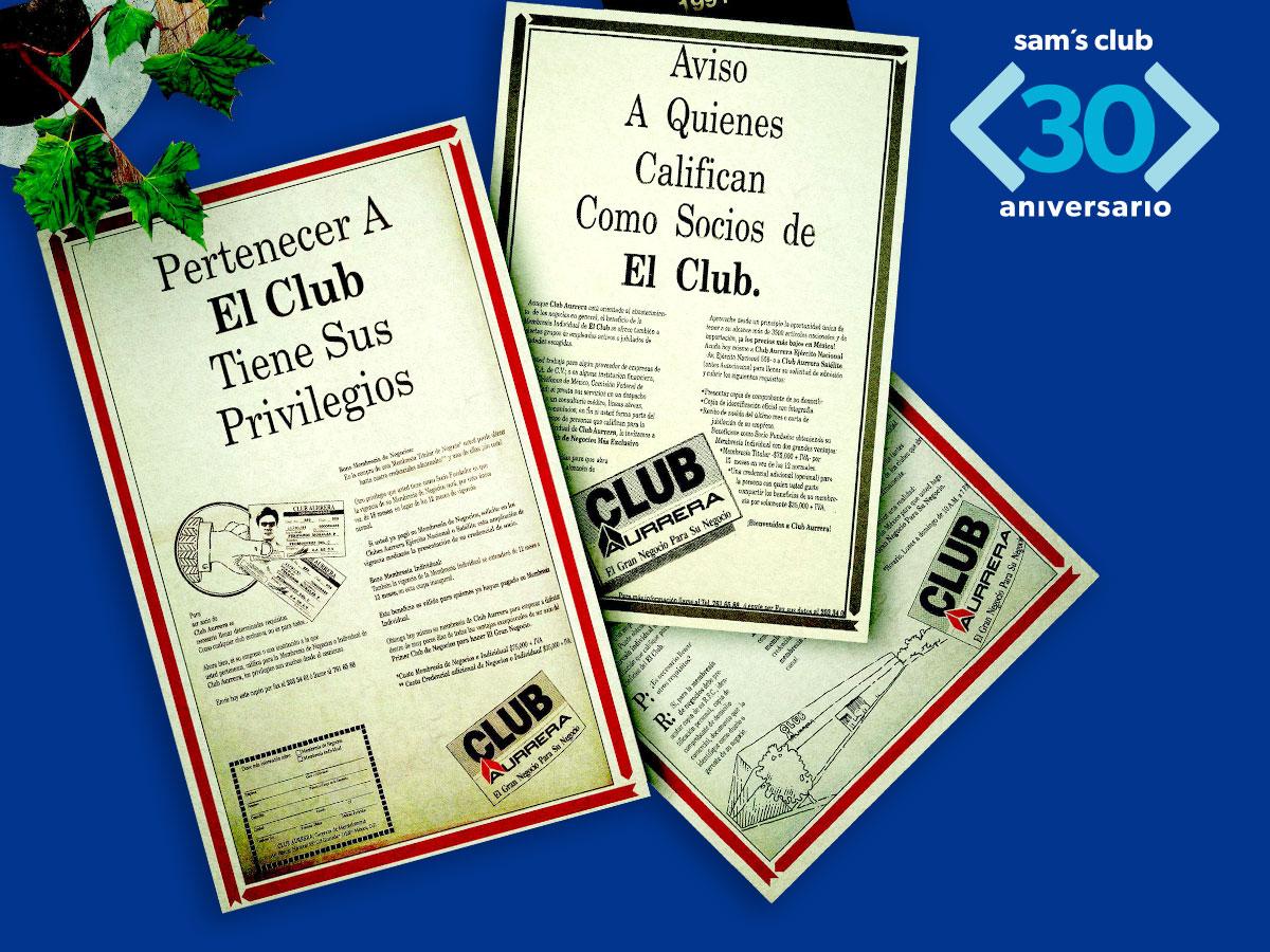 Club Aurrera 1991 2