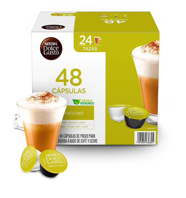 Dolce Gusto capuccino