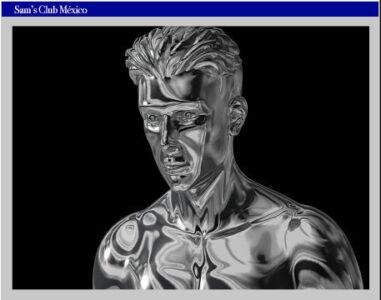 Foto Retro Terminator