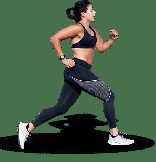 Mujer Corriendo 3