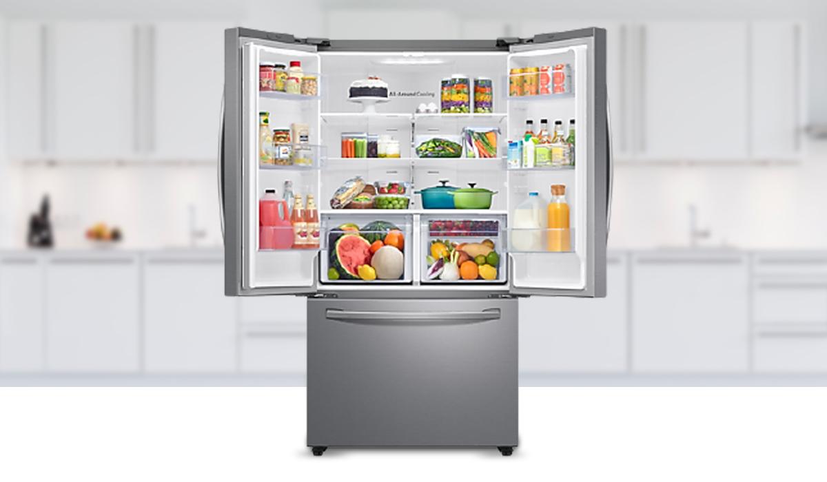 Newsletter Tech Junio Estrella Del Mes Samsung Refrigerador French Door 28 Pies