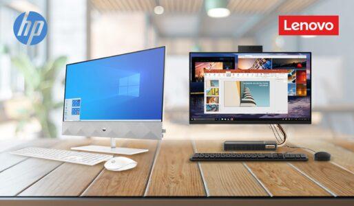 Nl Tech Mayo La Recomendacion Desktop Lenovo Ideacentre A540 Hp Pavilion All In One