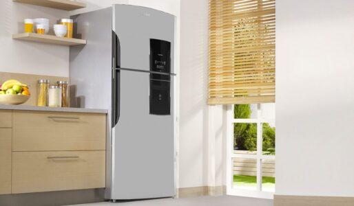 Nl Tech Mayo Los Favoritos Mabe Refrigerador Top Mount 19 Pies