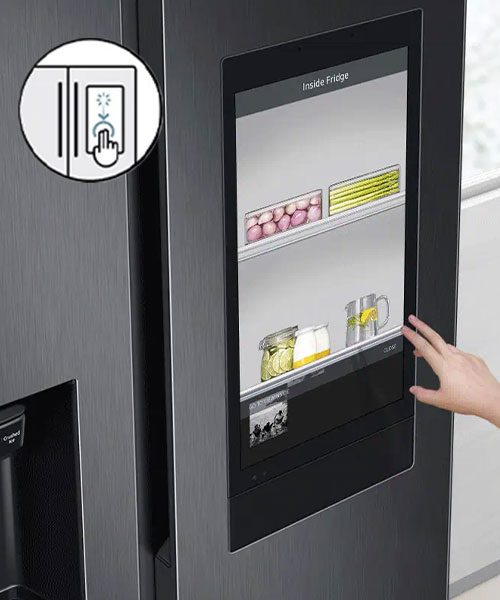 Refrigerador View Inside 2
