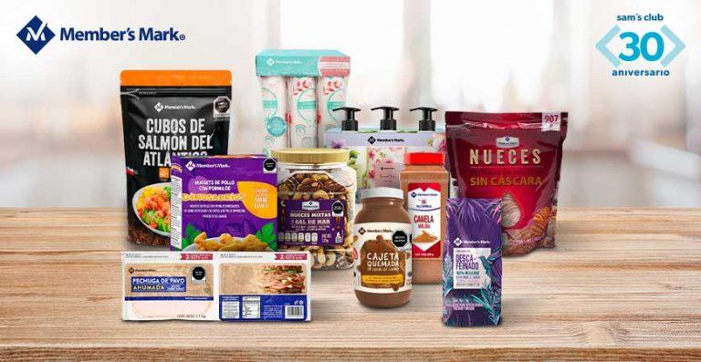 30 productos Member's Mark