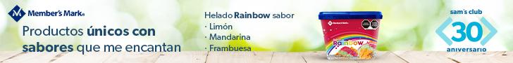 superbanner - MM - helado-rainbow-members-mark - Helado rainbow MM Junio 21