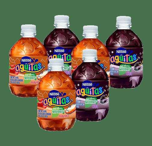 Botellitas Agua Nestle