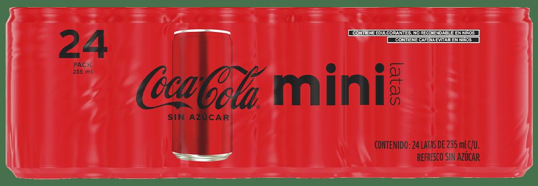 Coca Cola Mini Latas