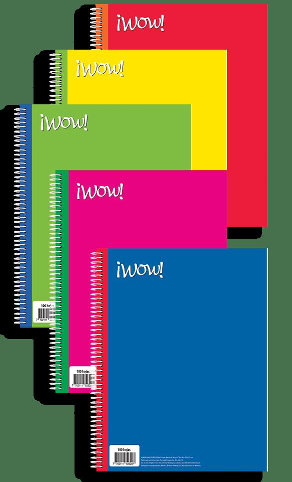 Cuadernos Wow