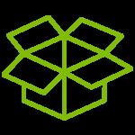 Icon Caja