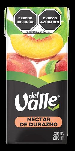 Jugo Del Valle Durazno Sellos