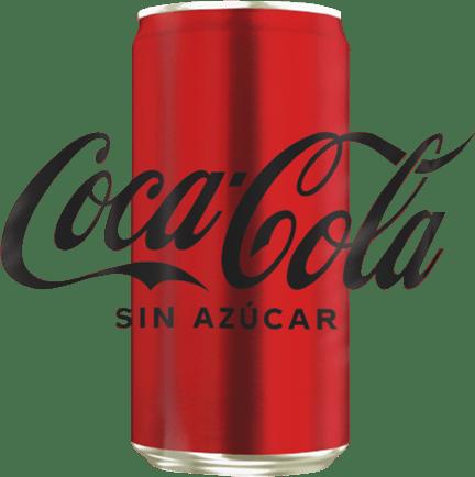 Lata Coca Cola Logo