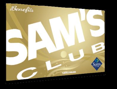 Membresía Sam's Club Benefits