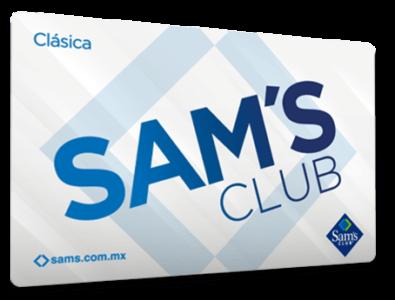Membresía Sam's Club Clásica