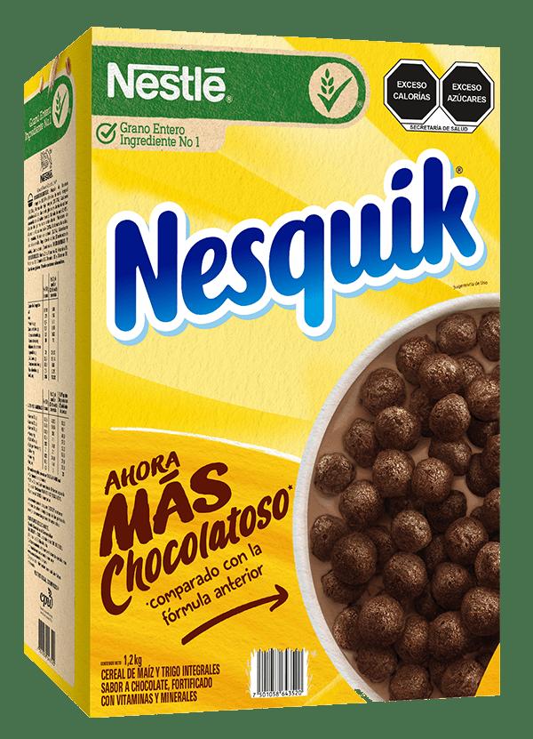 Cereal Nesquik