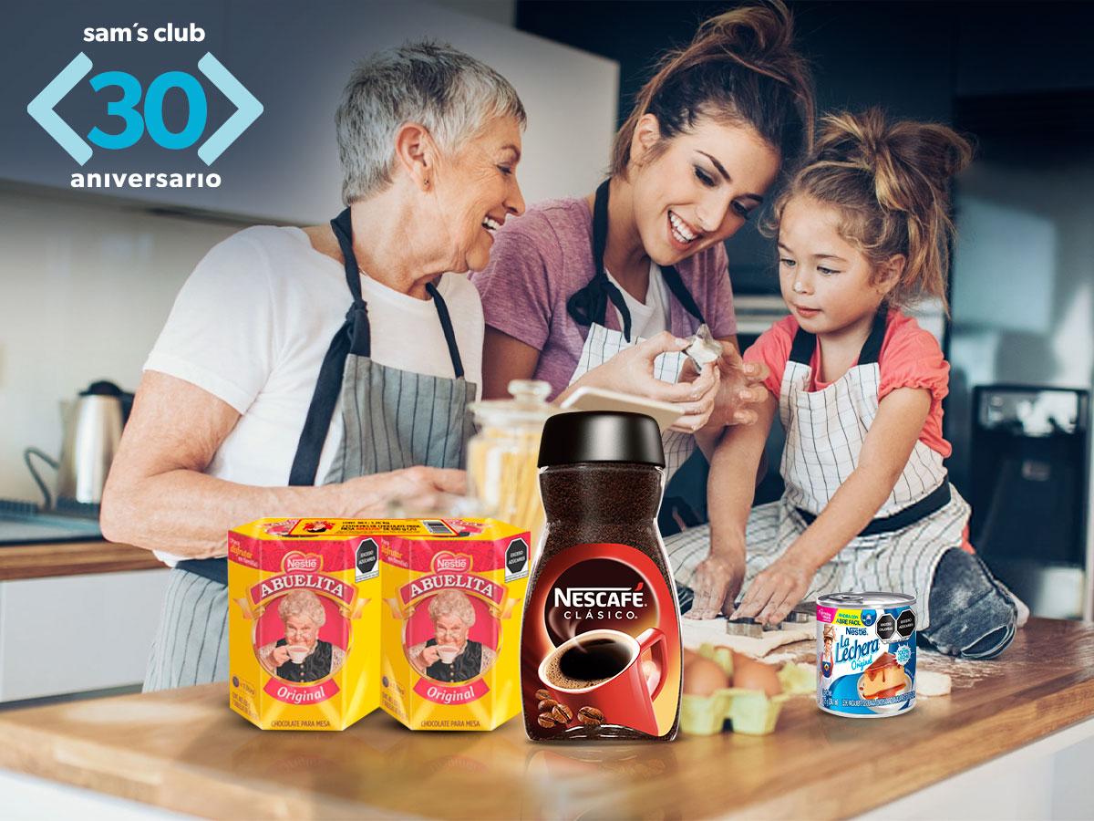 Nestlé: 30 Años En La Mesa De Nuestros Socios
