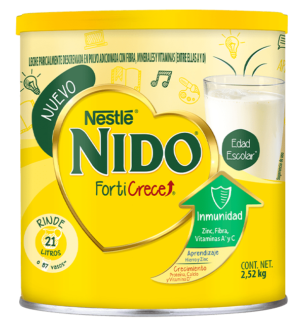 Nestle Nido Forticrece