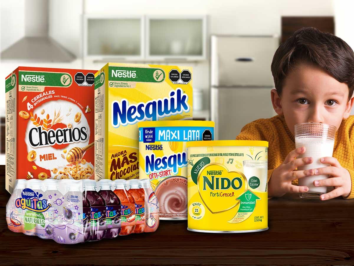 Nestle Vive Regreso A Clases 2
