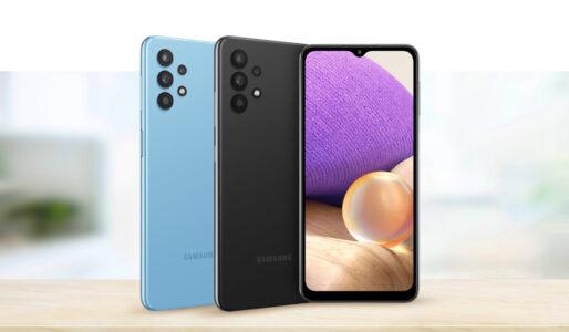 Newsletter Tech Junio Los Imperdibles Smartphone Samsung Galaxy A32
