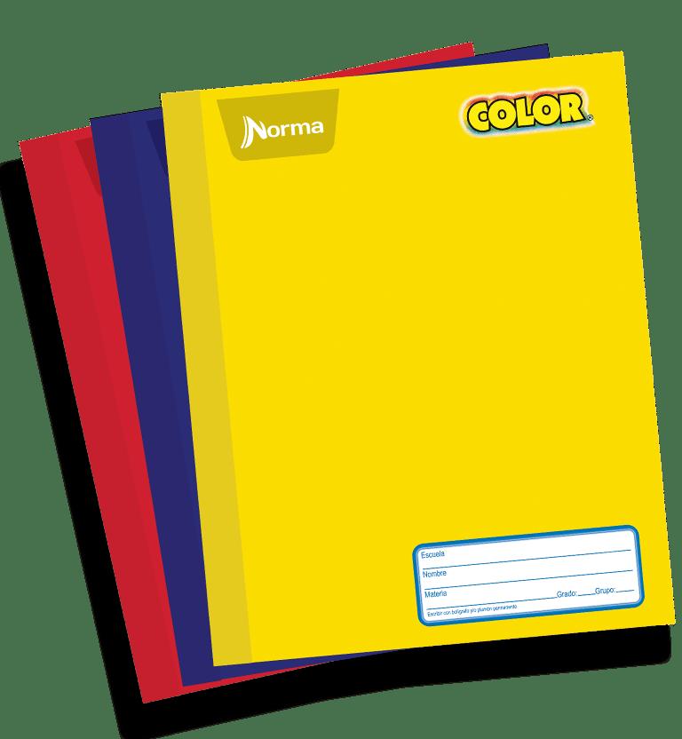 Cuadernos Cosidos Norma