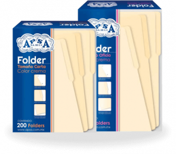 Paquete De Folders