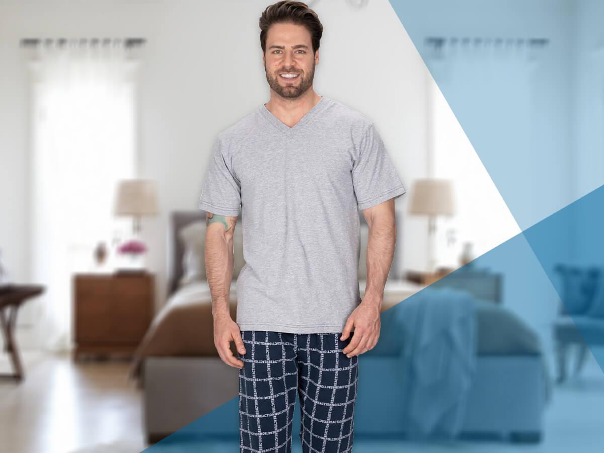 Pijama Caballero Portada