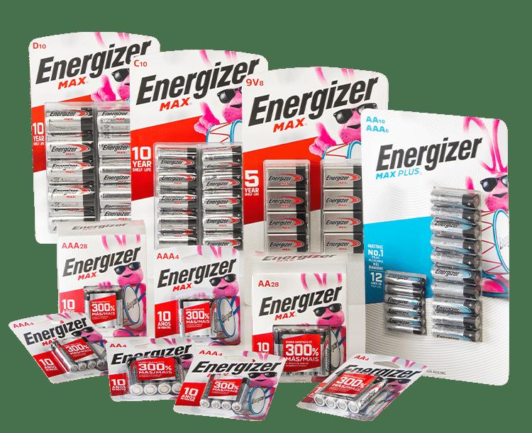 Pilas Energizer