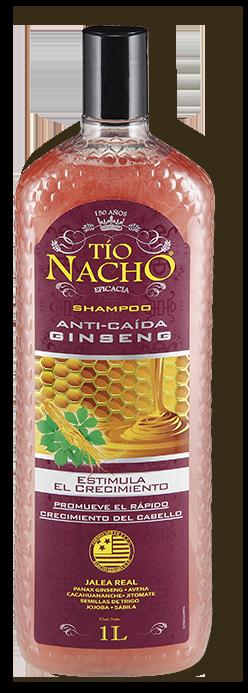 Shampoo Anti Caida Ginseng