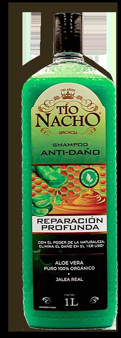 Shampoo Antidanio