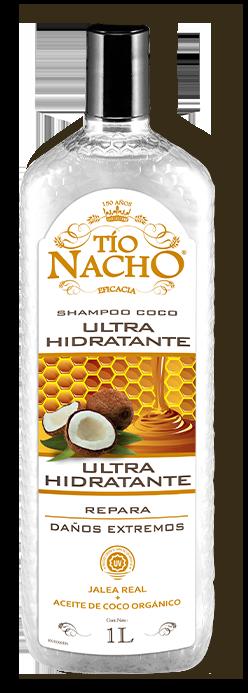 Shampoo Coco Ultrahidratante