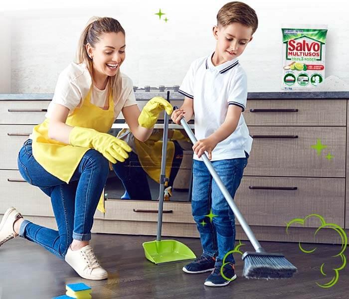 5 Cosas Que Puedes Limpiar M
