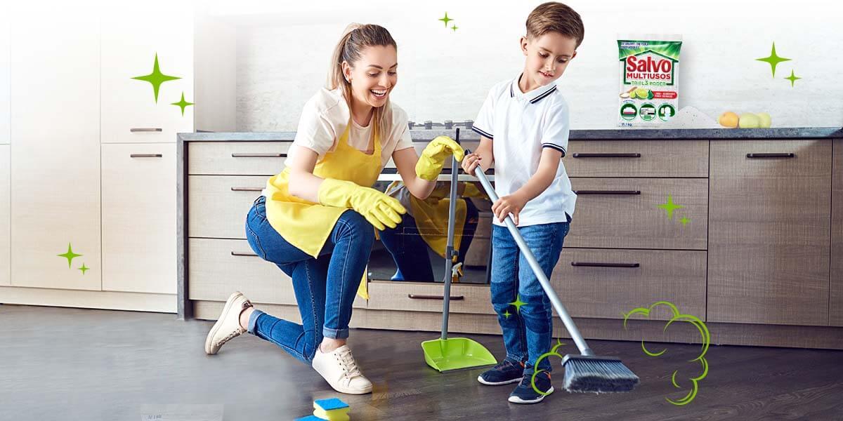 5 Cosas Que Puedes Limpiar W