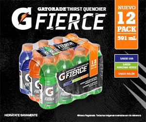 Box banner - Gepp - Home Gourmet  -  Gatorade Fierce Jul 21