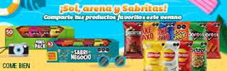 superbanner - Pepsico- Home Gourmet -Botana Pepsico Jul 21