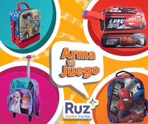 Box banner - Operadora Ruz - Home Te recomendamos  -  Back pack Operadora Ruz  Jul 21