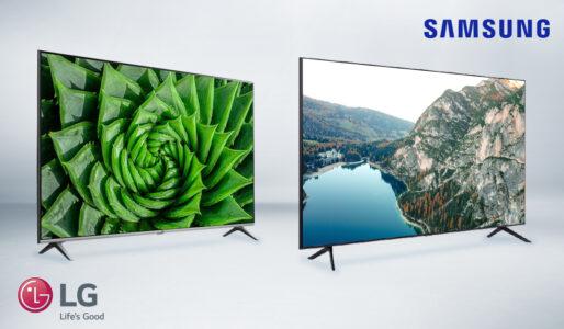 Newsletter Tech Julio El Favorito Smart Tv 4K Uhd Lg Ai Thinq Samsung Crystal