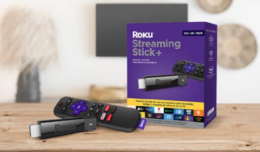Newsletter Tech Julio Los Imperdibles Roku Streaming Stick Plus