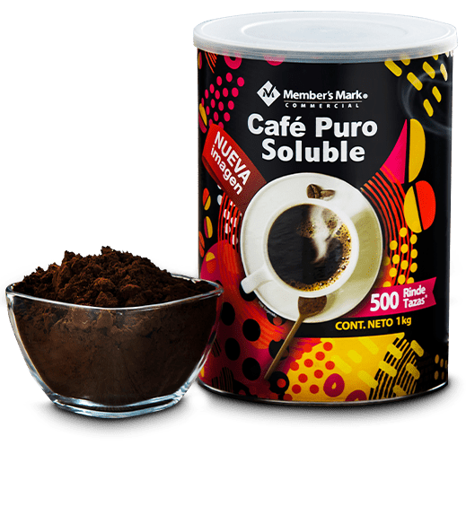 Cafe Puro Soluble