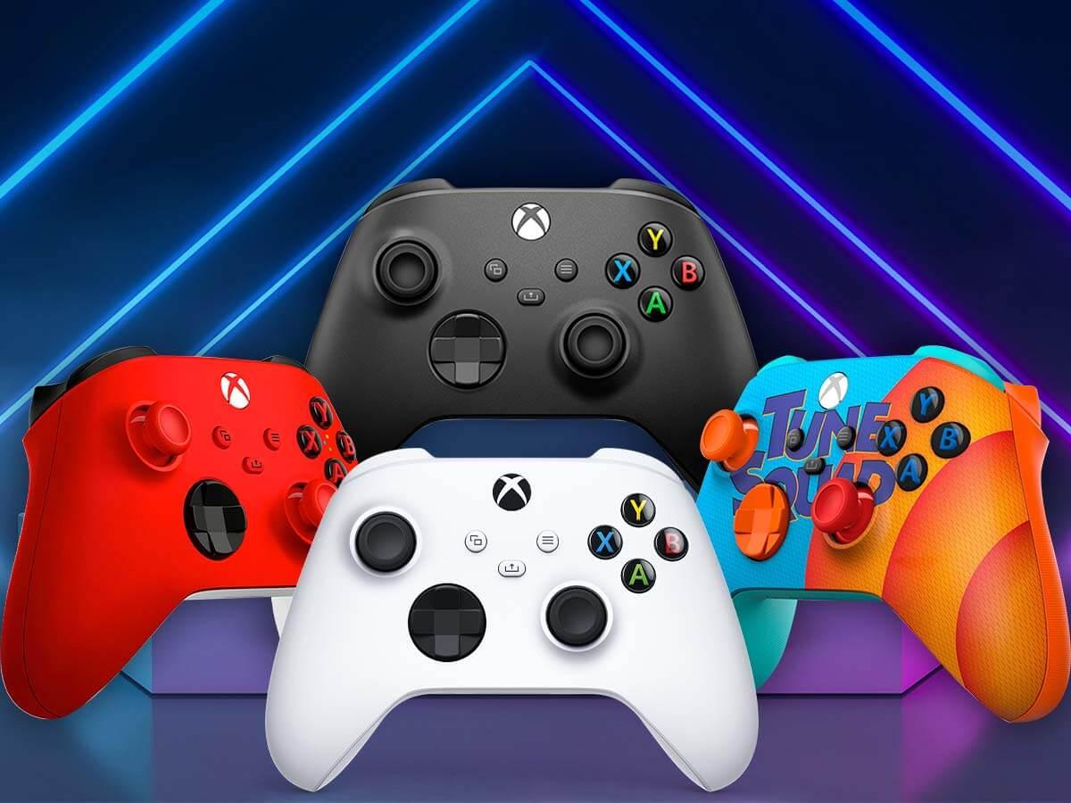 Controles-Inalambricos-Xbox