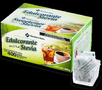 Educolorante Con Stevia Member'S Mark