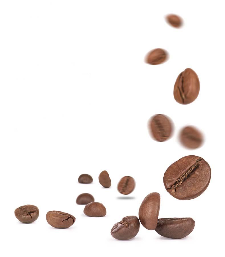 Granos De Cafe Der