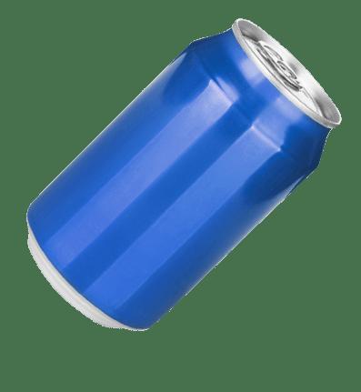 Lata Azul