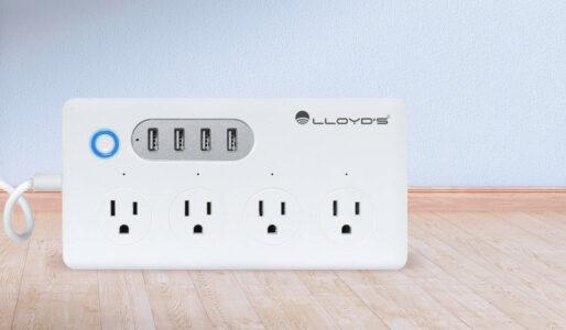 Newsletter Tech Agosto Los Imperdibles Lloyds Multicontacto Inteligente Con Wifi