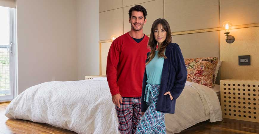 Pijama Perry Ellis